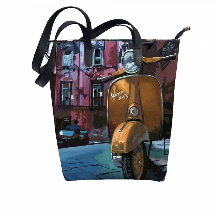 Shopping Bag Aurora Vespa