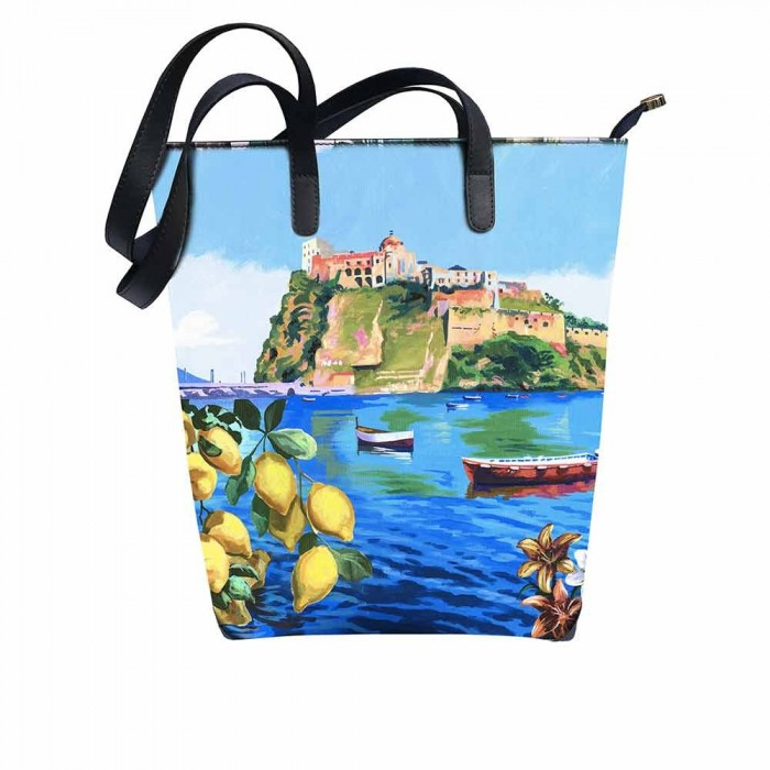 Shopping Bag Aurora Ischia