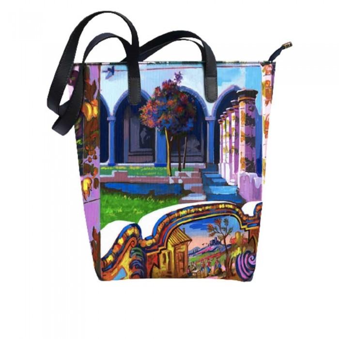 Shopping Bag Aurora Chiostro