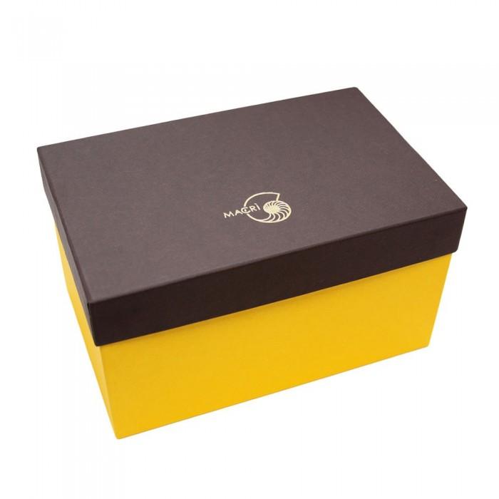 Corno Portafortuna da Scrivania Gattino Rosso scatola