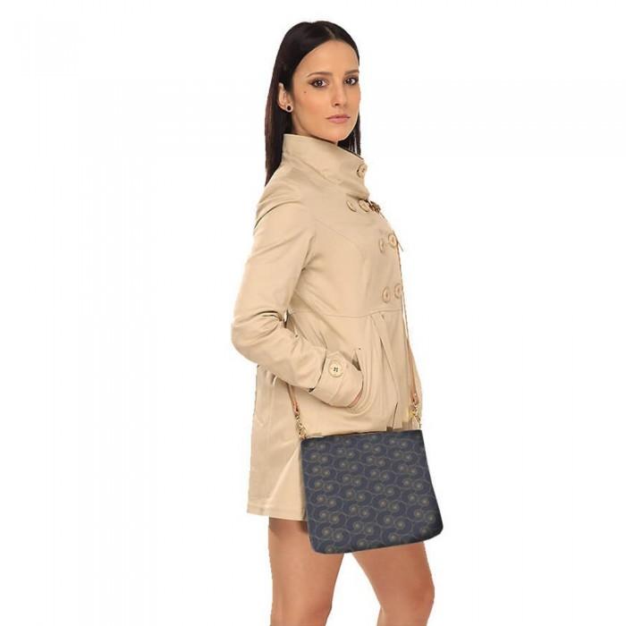 Borsa Tracolla Emma Amalfi indossata